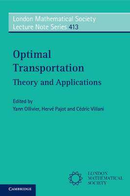 Optimal Transport: Theory and Applications