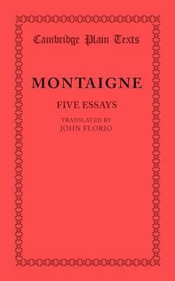 Five Essays