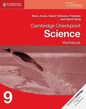 Cambridge Checkpoint Science Workbook 9