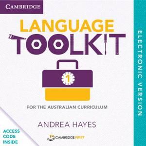 Language Toolkit 1 for the Australian Curriculum