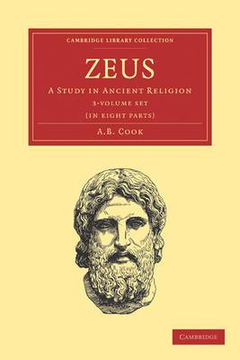 Zeus: A Study in Ancient Religion