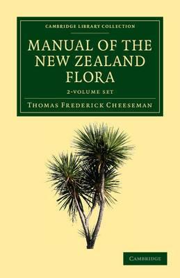 Manual of the New Zealand Flora 2 Part Set
