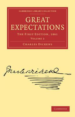 Great Expectations: The First Edition, 1861