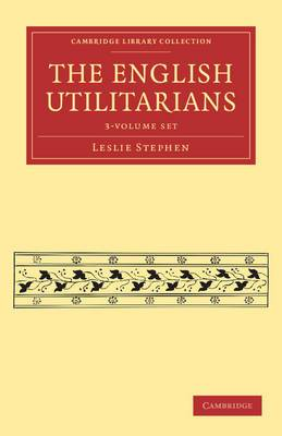 The English Utilitarians 3 Volume Paperback Set