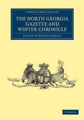 The North Georgia Gazette and Winter Chronicle