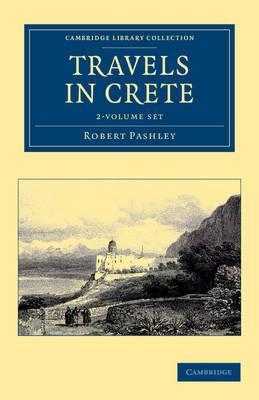 Travels in Crete 2 Volume Set
