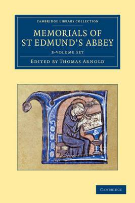Memorials of St. Edmund's Abbey 3 Volume Set