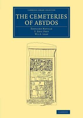 The Cemeteries of Abydos: Volume 3