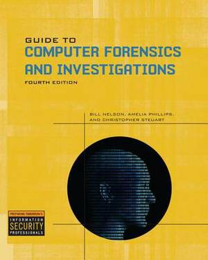 Labconnection on DVD for Guide to Computer Forensics and Investigations