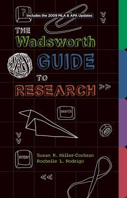 Wadsworth Guide to Research