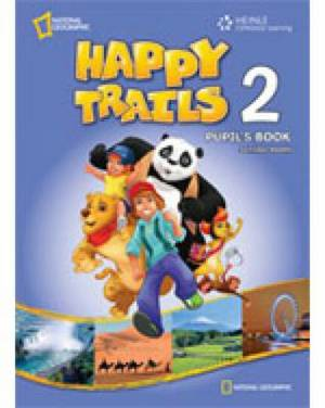 Happy Trails 2 - Pupil's Book with CD
