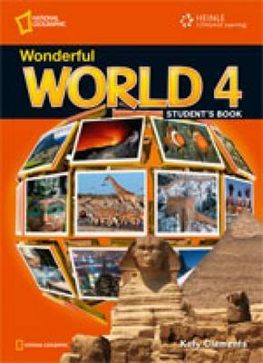Wonderful World 4: Student's Book