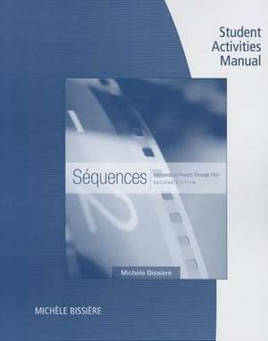 Student Activities Manual for Bissiere's Sequences, 2nd