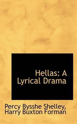 Hellas: A Lyrical Drama