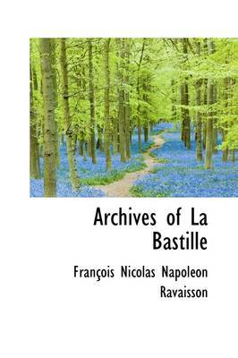 Archives of La Bastille