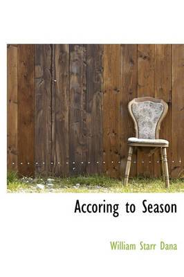 Accoring to Season