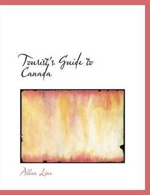 Tourist's Guide to Canada