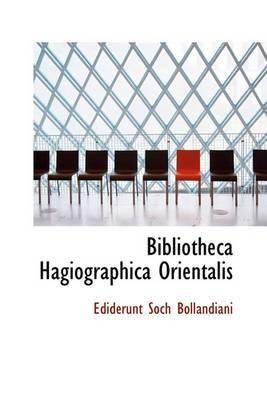 Bibliotheca Hagiographica Orientalis