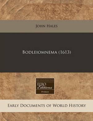 Bodleiomnema (1613)