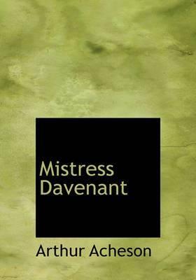 Mistress Davenant