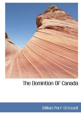 The Domintion of Canada