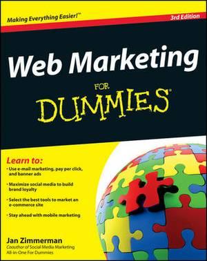 Web Marketing for Dummies (R), 3rd Edition