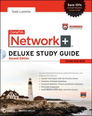 CompTIA Network+ Deluxe Study Guide: Exam: N10-005