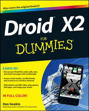 Droid X2 For Dummies