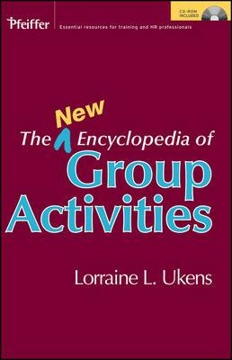 The New Encyclopedia of Group Activities: CD-ROM Included