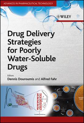 Drug Delivery Strategies for Poorly Water-Soluble Drugs
