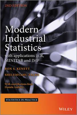Modern Industrial Statistics: With Applications in R, MINITAB and JMP