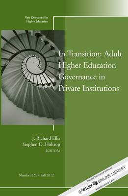 In Transition: New Directions for Higher Education