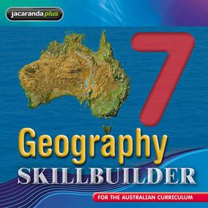 Jacaranda Geography 7 Skillbuilder (Registration Card)