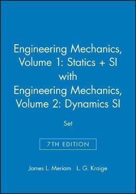 Engineering Mechanics: Statics: Volume 1: WITH Engineering Mechanics - Dynamics