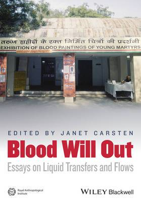 Blood Will Out: Essays on Liquid Transfers and Flows
