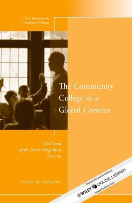 The Community College in a Global Context: New Directions for Community Colleges
