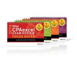 Wiley CPAexcel Exam Review 2014 Focus Notes