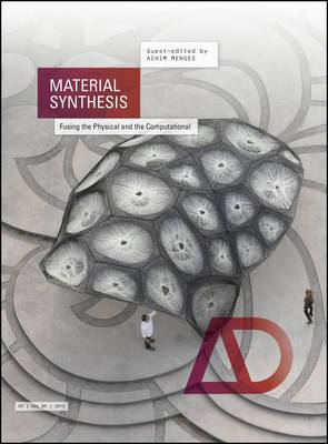 Material Synthesis - Fusing the Physical and the  Computational Ad