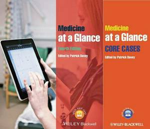 Medicine at a Glance 4E Text and Cases Bundle