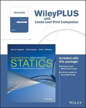 Engineering Mechanics: Statics First Edition Loose-leaf Print Companion