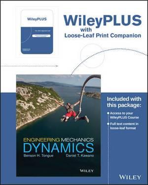 Engineering Mechanics: Dynamics First Edition Loose-leaf Print Companion