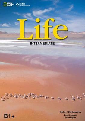 Life Intermediate Student Book with DVD