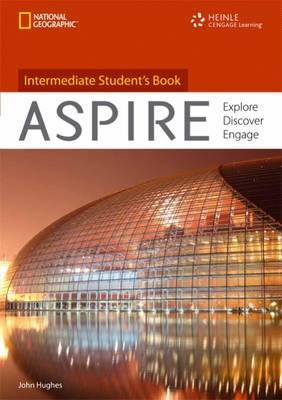 Aspire Intermediate Student Book with DVD
