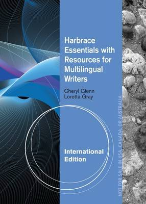 Harbrace Essentials with Resources for Multilingual Writers, International Edition