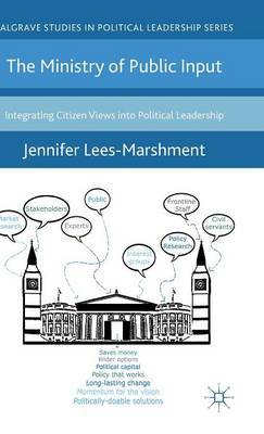 The Ministry of Public Input: Integrating Citizen Views into Political Leadership