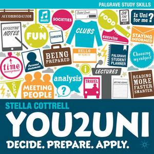 You2Uni: Decide, Prepare, Apply