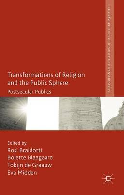 Transformations of Religion and the Public Sphere: Postsecular Publics