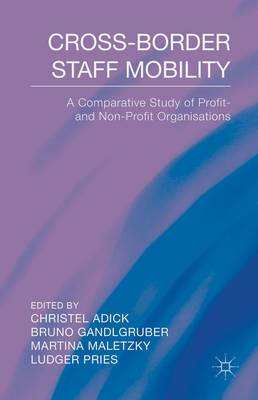 Cross-Border Staff Mobility: A Comparative Study of Profit- and Non-Profit Organisations