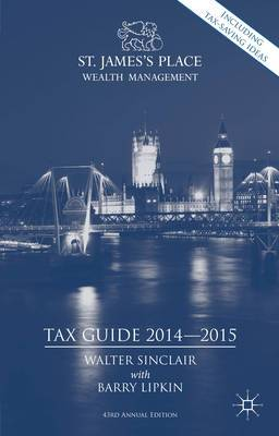 St. James's Place Tax Guide: 2014-2015