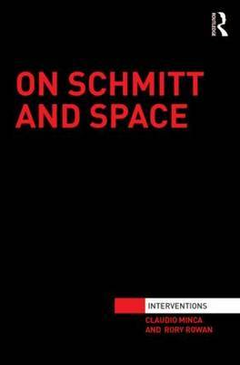 On Schmitt and Space